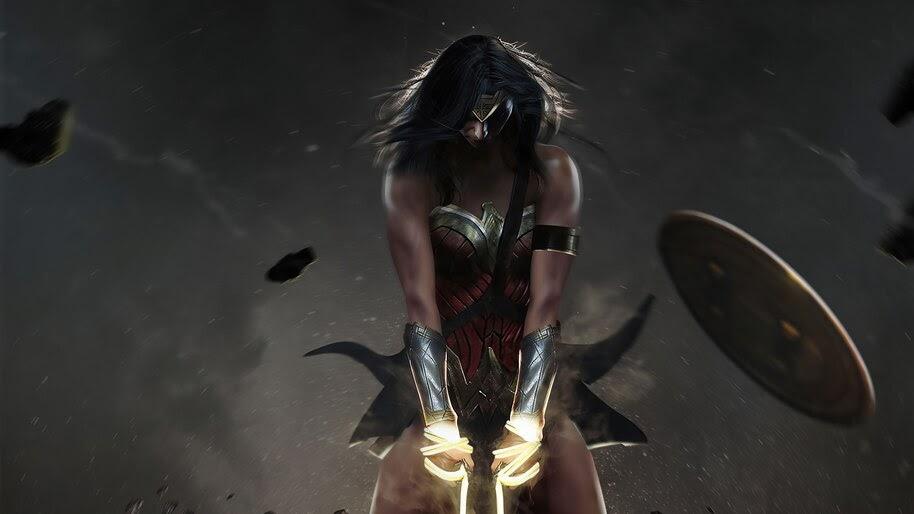 Wonder Woman, 4K, #6.2432