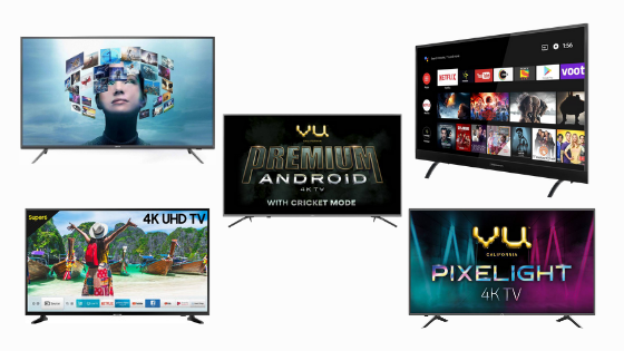 Top 5 Best Budget 43 Inches 4k LED Smart TVs 2019 | Best TVs under 30k| Best Official Android 4k TVs Of 2019