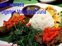 5 Makanan Indonesia yang Sering Dikagumi Masyarakat Dunia