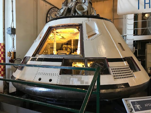 Apollo test module