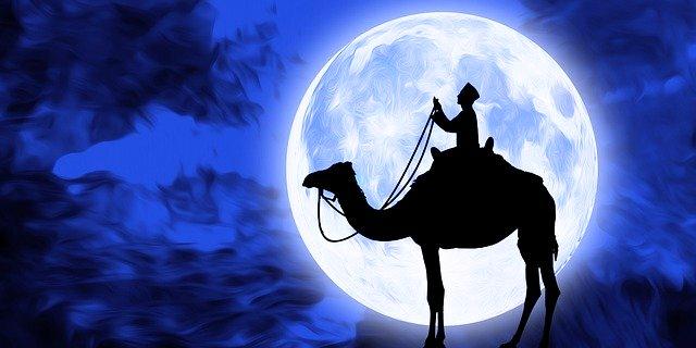 Malam Lailatul Qadar Malam Istimewa 1000 Bulan