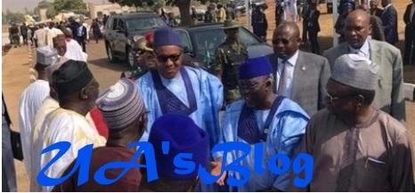 What Buhari said in Nasarawa (Full Text)