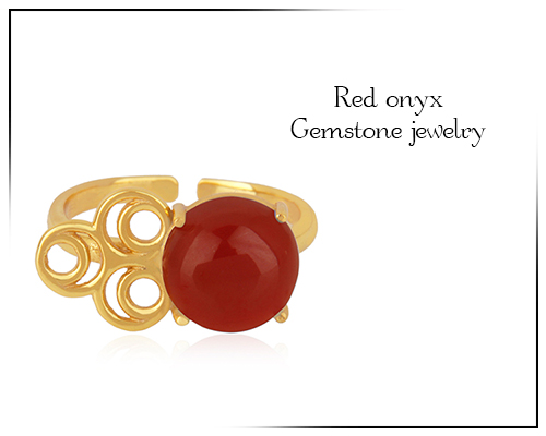 Red Onyx Jewelry is a perfect gift for all occasions