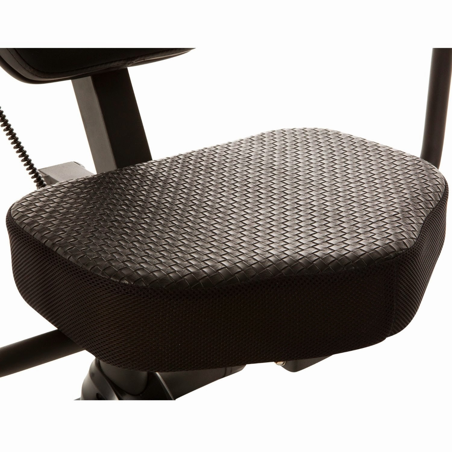 Exerpeutic 2000 Air Soft Seat with contoured back-rest for comfortable back support
