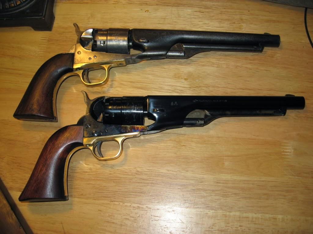 Le Colt 1860 Army