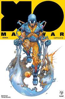 X-O Manowar: el último arco de Matt Kindt en el Universo Valiant