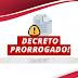Ponto Novo: Prefeitura prorroga decreto em prevenção ao coronavírus no município