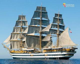 Settimana velica internazionale Accademia Navale