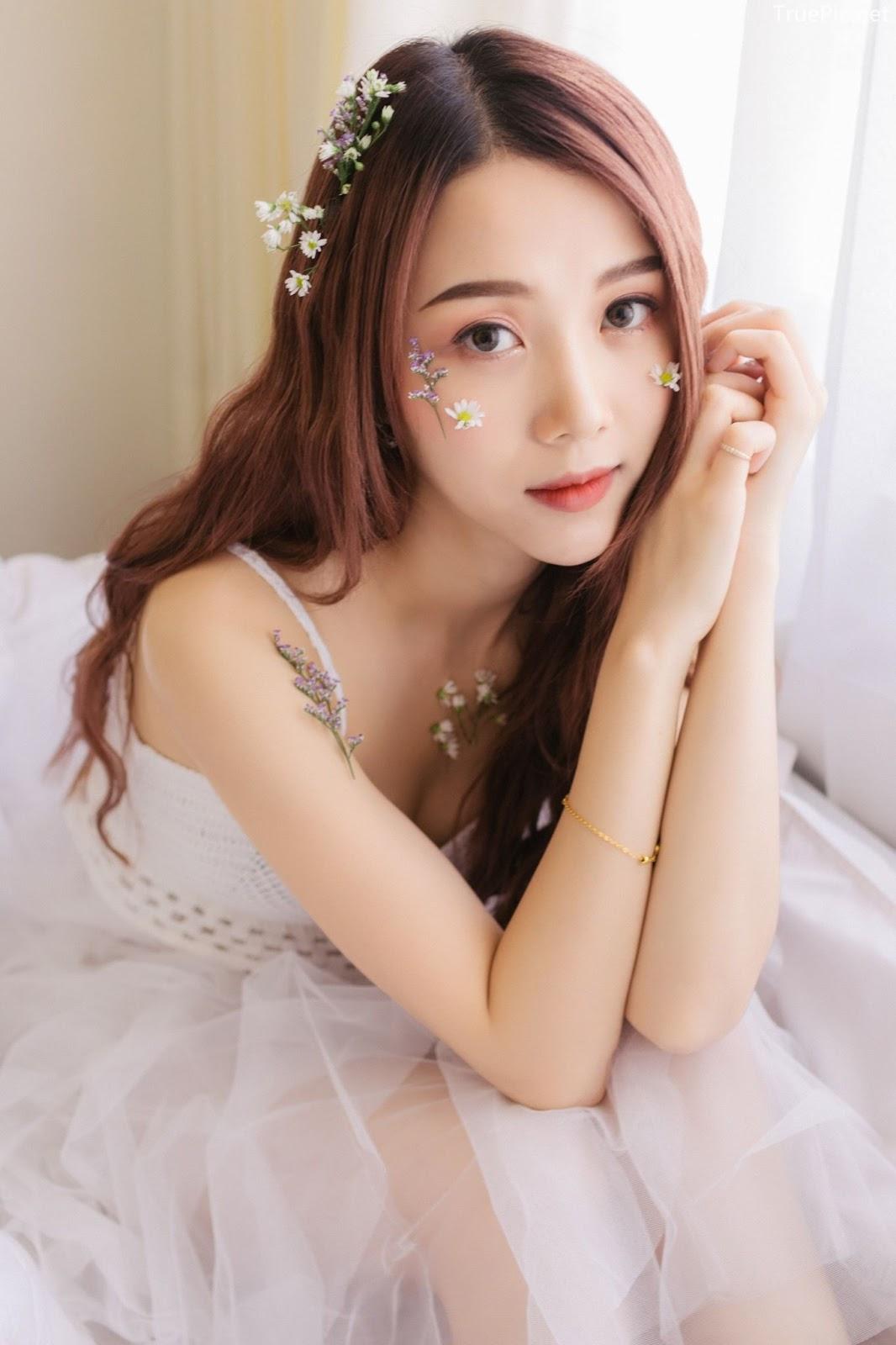 Thailand beautiful model Popor Saechur with photo album Little Princess - Picture 2