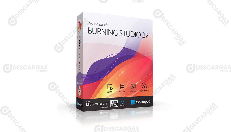 Ashampoo Burning Studio (2021) v22.0.8, Potente Suite de grabación