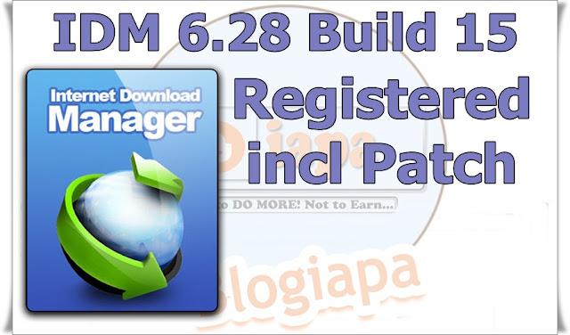 Download IDM 6.28 Build 15