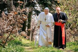 Dois Papas - filme Netflix