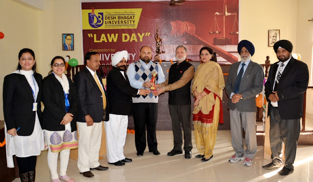 Best Law College in India - Desh Bhagat University