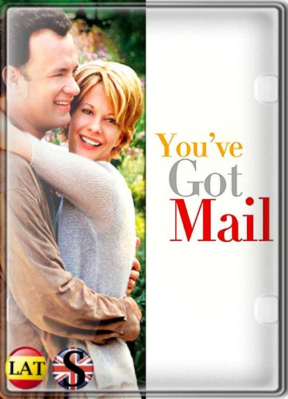 Tienes Un E-mail (1998) FULL HD 1080P LATINO/INGLES