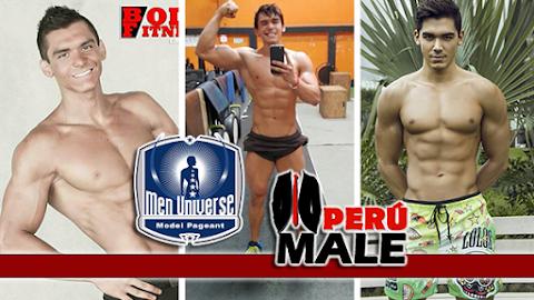 Men Universe Model Cocos Island 2018