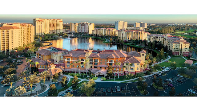 At the Wyndham Bonnet Creek Resort Orlando enjoy condo-style family suites next to Walt Disney World® Resort, with pools, mini golf, water slides and restaurants and bars at this Orlando hotel resort.