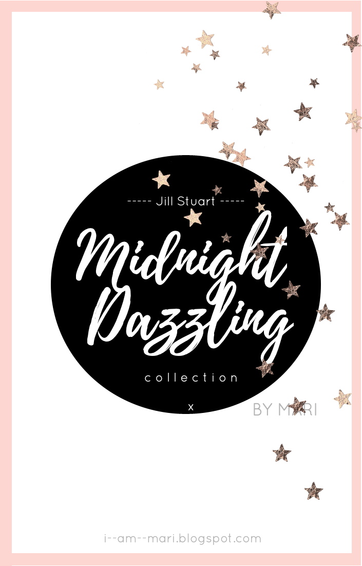 Mini Jill Stuart Haul - Midnight Dazzling Collection