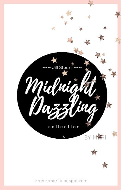 Mini Jill Stuart Haul - Midnight Dazzling Collection
