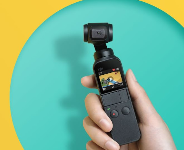 Osmo Pocket In-Depth Review: The World in Your Hands @DJIGlobal #OSMOPocket