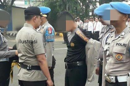 Kasuih Narkoba, 36 Droe Peulisi dari Polres Lhôkseumawe Keunöng Peucat