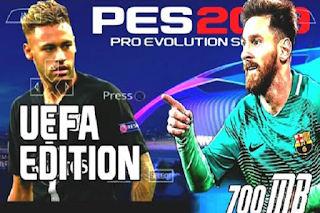 PES 2019 Mod UEFA Champions League New Faces