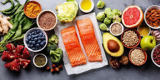 Buah, sayur, dan omega 3