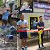 Mga magigiting na Kapulisan' nagtulong-tulong upang mabigyan ng magandang tirahan ang isang lola!