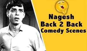 Delhi To Madras Tamil : Nagesh Superhit Back 2 Back Comedy Scenes