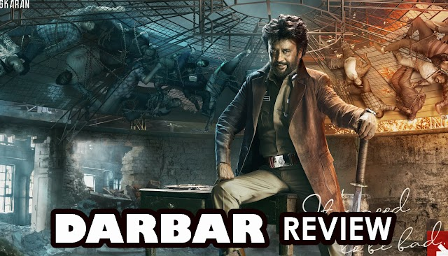 DARBAR Review & Rating: Feast for Rajini fans and Mass