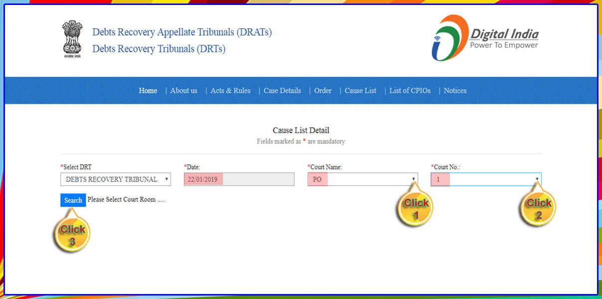 Debit recovery Tribunal-2 Hyderabad-I.A.No.1089/2019-7