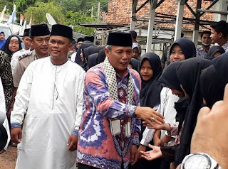 Iskandar Ingatkan Umat Islam Teladani Nabi