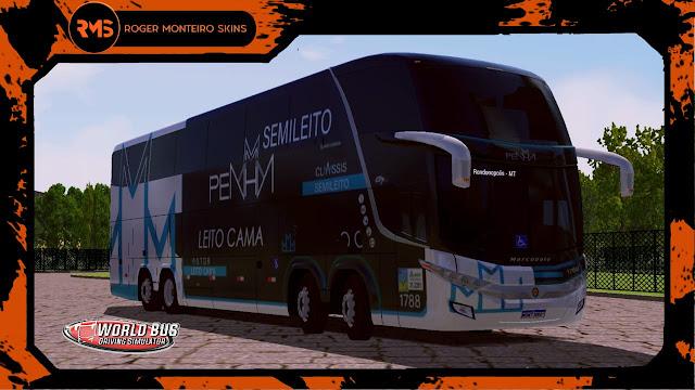 Skins World Bus, Viação Penha