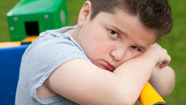 Is Your Child Overweight? Time to Learn New Habits