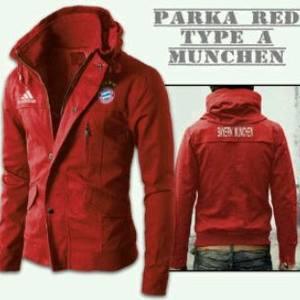 Jaket Parka Bayern Munchen MUrah