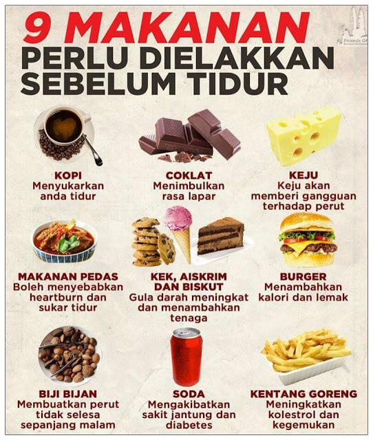 Makanan Ketika Diet