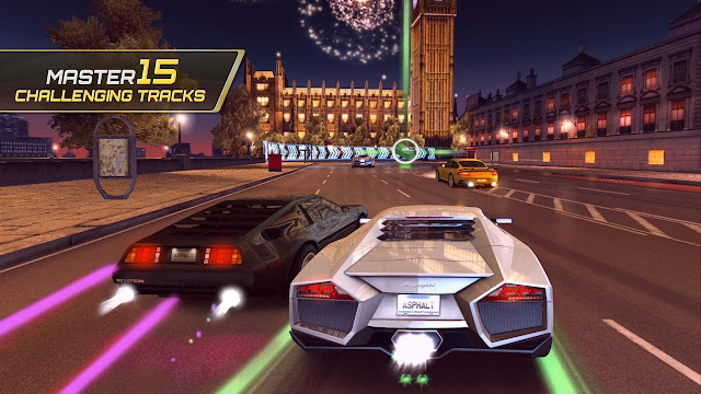Download Asphalt 7 Heat mod Apk Data