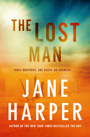 Book cover for The Lost Man by Jane Harper The Lost Man in the South Manchester, Chorlton, Cheadle, Fallowfield, Burnage, Levenshulme, Heaton Moor, Heaton Mersey, Heaton Norris, Heaton Chapel, Northenden, and Didsbury book group