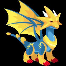 Dragón Estrella (Adulto)