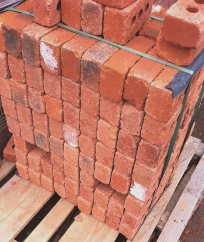 Reclaimed Looking Bricks New Made To Look Old