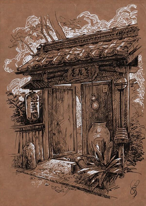 07-Timber-entrance-Christine-Deschamps-www-designstack-co