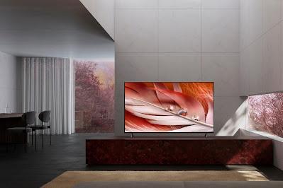 Sony X90J TV