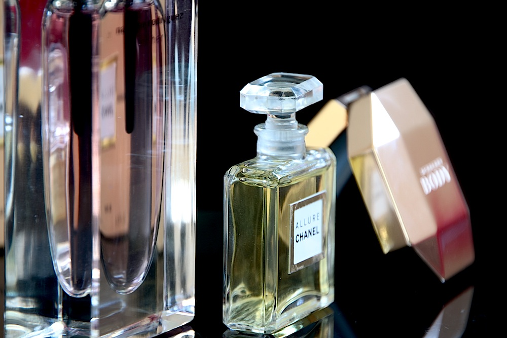 chanel allure burberry body extrait de parfum avis test