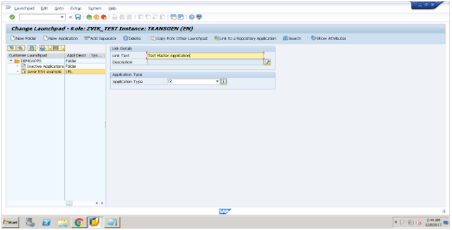 SAPUI5/SAP FIORI snippets and information: Fiori Launchpad