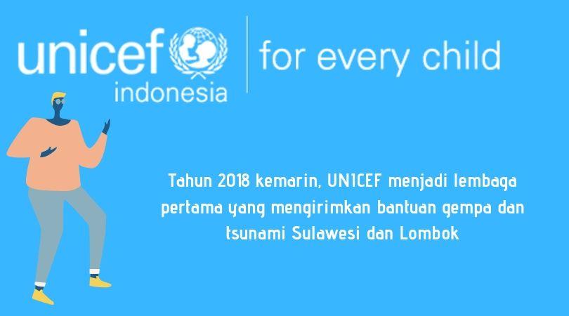 Cara berhenti donasi Unicef Indonesia