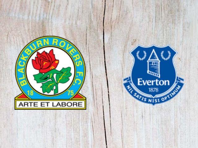 Prediksi Bola Blackburn Rovers Vs Everton 02 September 2020