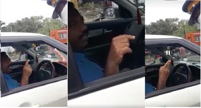 CPM leader Zakir Hussain terrifies policemen despite controversy,www.thekeralatimes.com