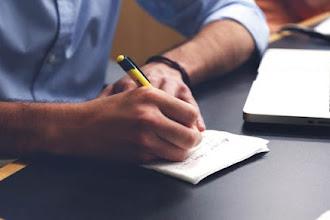 4 Kunci Sukses Menulis Novel