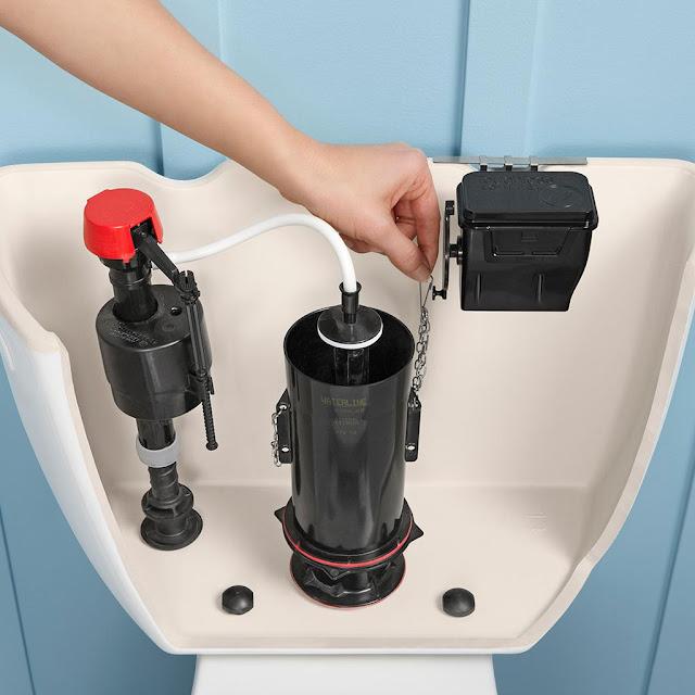 Comment réussir le choix du mécanisme de votre chasse d'eau ?