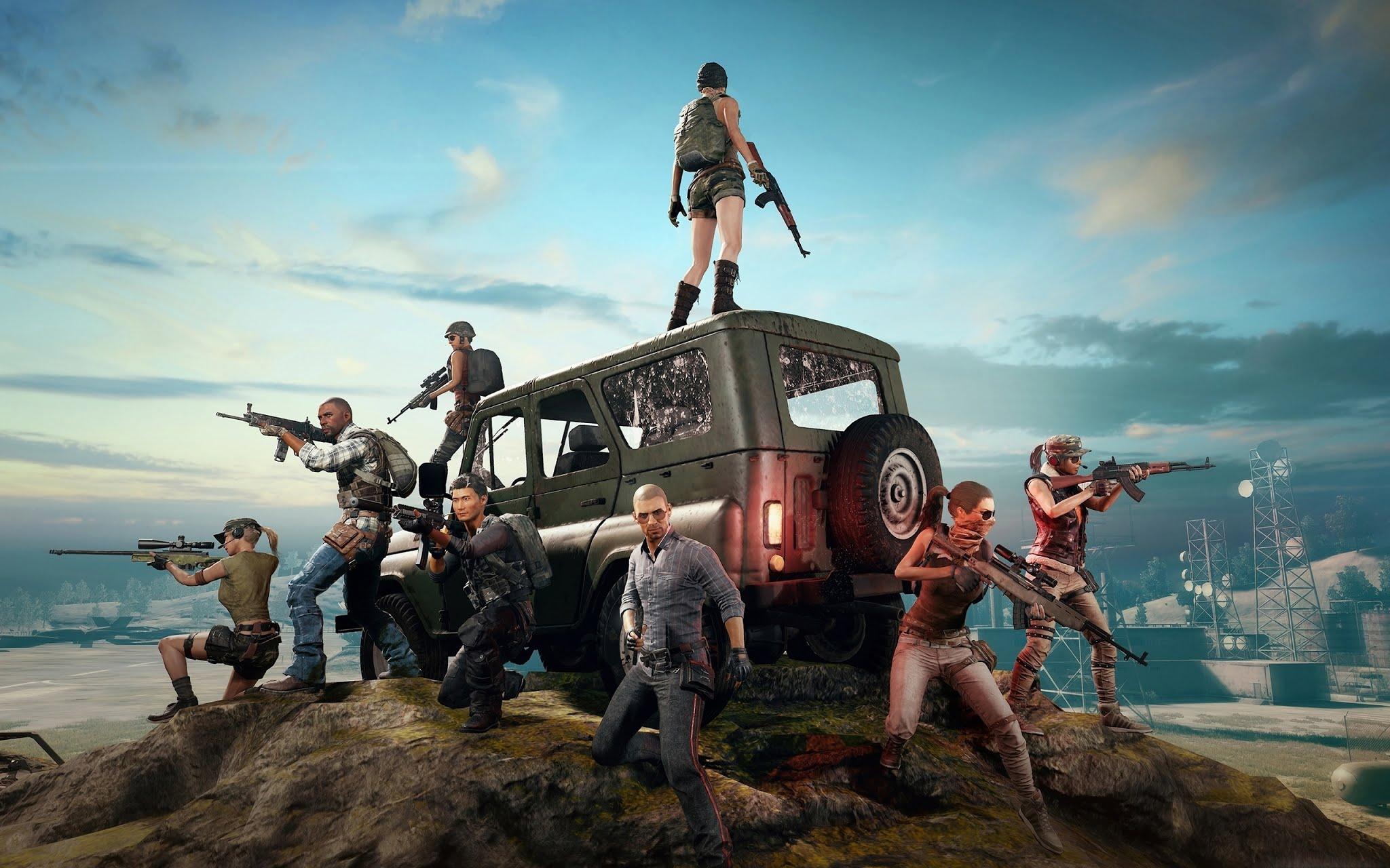 PUBG Best Game Wallpaper