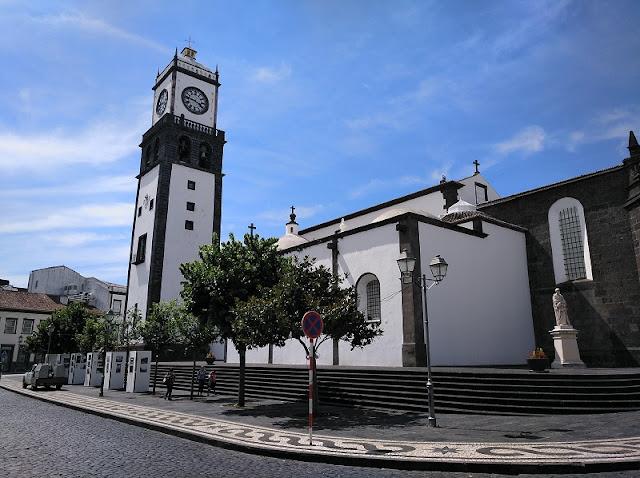 Catedral de Ponta Delgada